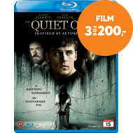 Produktbilde for The Quiet Ones (BLU-RAY)
