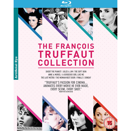 The Francois Truffaut Collection (UK-import) (BLU-RAY)