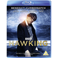 Hawking (UK-import) (BLU-RAY)