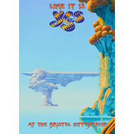 Yes - Like It Is: Yes At The Bristol Hippodrome (BLU-RAY)