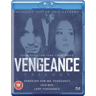 Vengeance Trilogy (UK-import) (BLU-RAY)