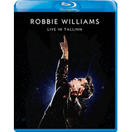 Robbie Williams - Live In Tallinn (BLU-RAY)