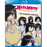 WataMote - The Complete Collection (UK-import) (BLU-RAY)