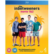 The Inbetweeners Movie 1 & 2 (UK-import) (BLU-RAY)