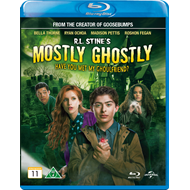 R.L. Stine's Most Ghostly - Have You Met My Ghoulfriend? (BLU-RAY)