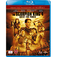 The Scorpion King 4: Quest For Power (BLU-RAY)