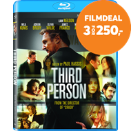 Produktbilde for Third Person (BLU-RAY)