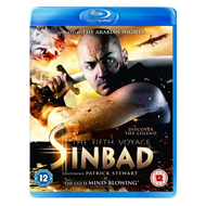 Sinbad: The Fifth Voyage (UK-import) (BLU-RAY)