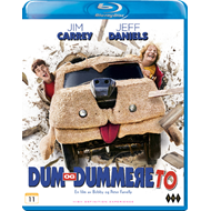Dum Og Dummere To (BLU-RAY)