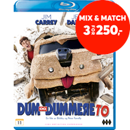 Produktbilde for Dum Og Dummere To (BLU-RAY)