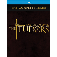 The Tudors - Den Komplette Serien (UK-import) (BLU-RAY)