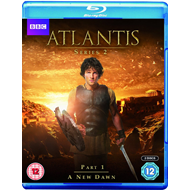 Atlantis - Sesong 2 Del 1 (UK-import) (BLU-RAY)