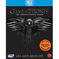Game Of Thrones - Sesong 4  - Limited Edtion m/Bonusdisk & Dukke (BLU-RAY)