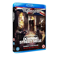 He Who Dares: Downing Street Siege (UK-import) (BLU-RAY)