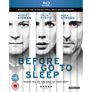 Before I Go To Sleep (UK-import) (BLU-RAY)