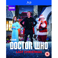 Doctor Who - Last Christmas (UK-import) (BLU-RAY)