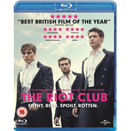 The Riot Club (UK-import) (BLU-RAY)