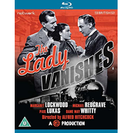 The Lady Vanishes (UK-import) (BLU-RAY)