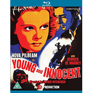Young And Innocent (UK-import) (BLU-RAY)