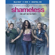 Produktbilde for Shameless - Sesong 4 (BLU-RAY)