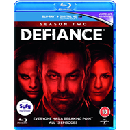 Defiance - Sesong 2 (UK-import) (BLU-RAY)