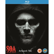 Sons Of Anarchy - Sesong 7 (UK-import) (BLU-RAY)