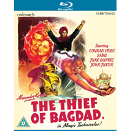 The Thief Of Bagdad (UK-import) (BLU-RAY)
