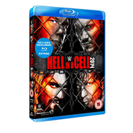 WWE: Hell In A Cell 2014 (UK-import) (BLU-RAY)