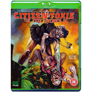 The Toxic Avenger IV: Citizen Toxie (UK-import) (BLU-RAY)