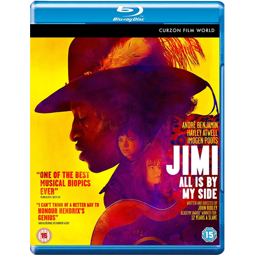 Jimi: All Is By My Side (UK-import) (BLU-RAY)