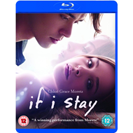 If I Stay (UK-import) (BLU-RAY)