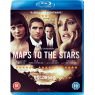 Maps To The Stars (UK-import) (BLU-RAY)