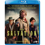 The Salvation (BLU-RAY)