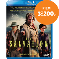 Produktbilde for The Salvation (BLU-RAY)