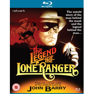 The Legend Of The Lone Ranger (UK-import) (BLU-RAY)