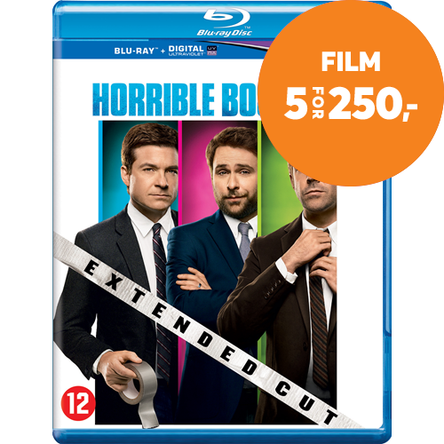 Horrible Bosses 2 - Extended Cut (BLU-RAY)