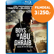 Produktbilde for Boys Of Abu Ghraib (BLU-RAY)
