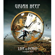 Uriah Heep - Live At Koko, London 2014 (BLU-RAY)