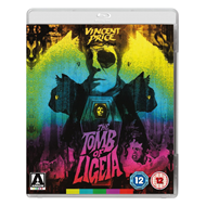 The Tomb Of Ligea (UK-import) (BLU-RAY)