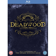 Deadwood - The Complete Collection (UK-import) (BLU-RAY)