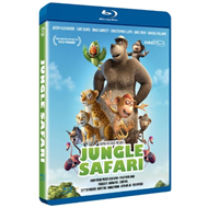 Jungel Safari (BLU-RAY)