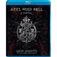 Axel Rudi Pell - Magic Moments: 25th Anniversary Show (BLU-RAY)