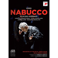 Produktbilde for Verdi: Nabucco (BLU-RAY)