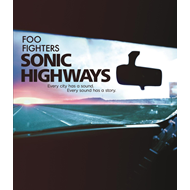 Foo Fighters - Sonic Highways (BLU-RAY)
