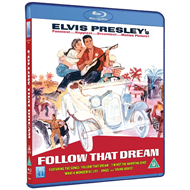 Follow That Dream (UK-import) (BLU-RAY)