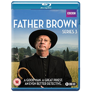 Father Brown - Sesong 3 (UK-import) (BLU-RAY)