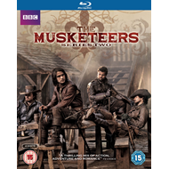The Musketeers - Sesong 2 (UK-import) (BLU-RAY)