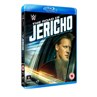WWE: The Road Is Jericho (UK-import) (BLU-RAY)