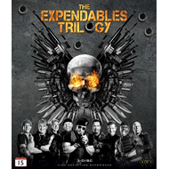 The Expendables Trilogy (BLU-RAY)