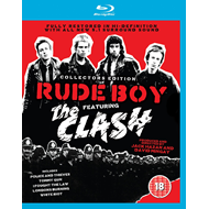 The Clash - Rude Boy: Collector's Edition (UK-import) (BLU-RAY)